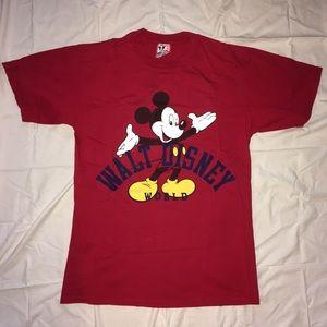 Walt Disney Mickey Mouse shirt
